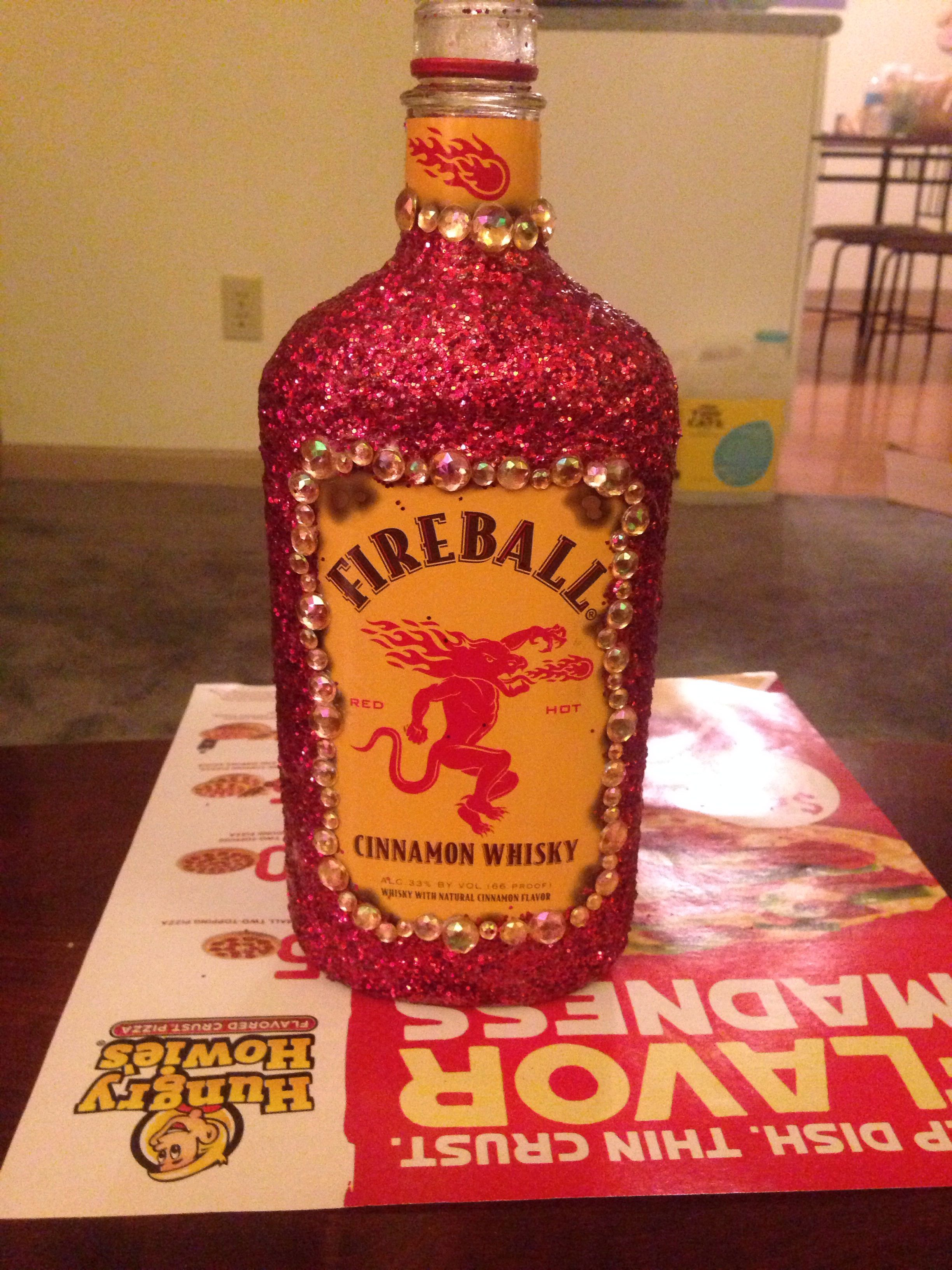 No One Truly Understands My Love For Fireball Whisky Fireball Bottle 21st Birthday Glitter Crafts