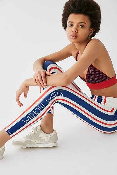 Without Walls Engineered Ankle Legging - Urban Outfitters