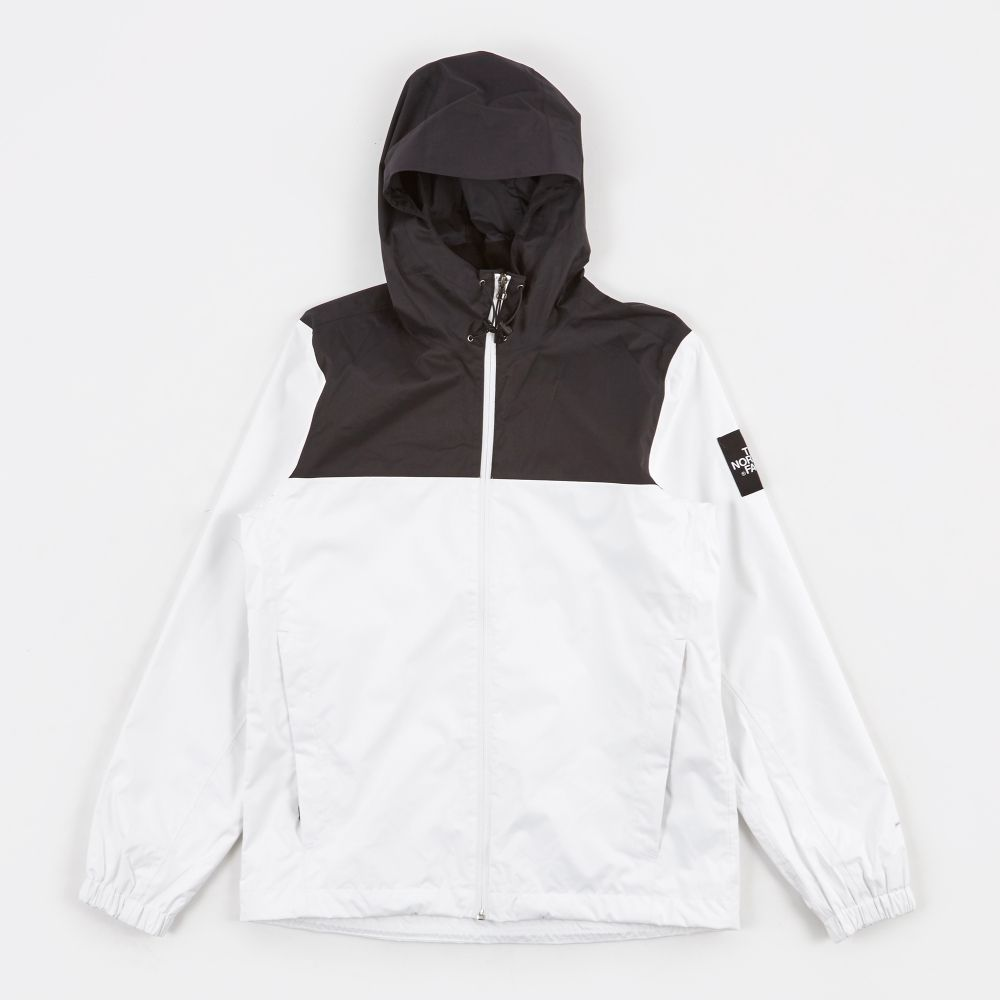 89571efeeb The North Face Black Label Mountain Q Jacket - White (Image 1 ...