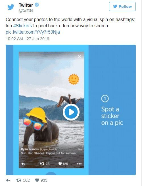 We had fun with photos, Facebook tweaked its algorithm