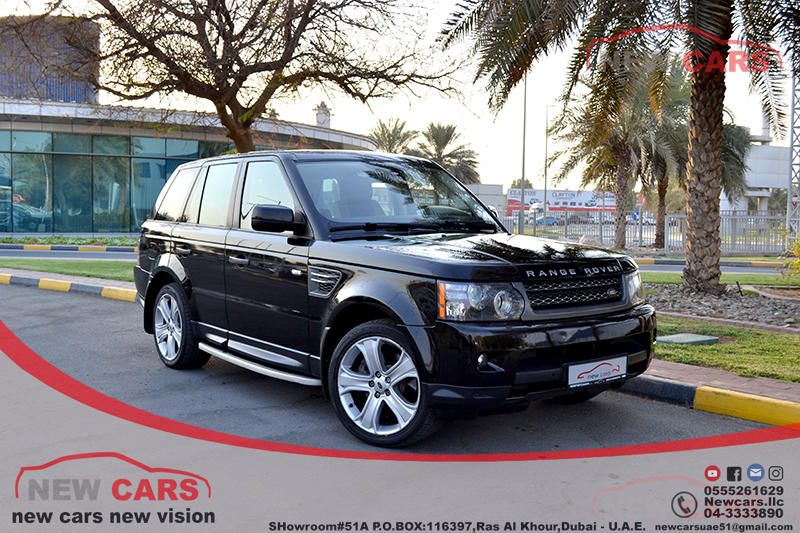GCC RANGE ROVER SPORTS HSE 2011 ZERO DOWN PAYMENT 1YEAR