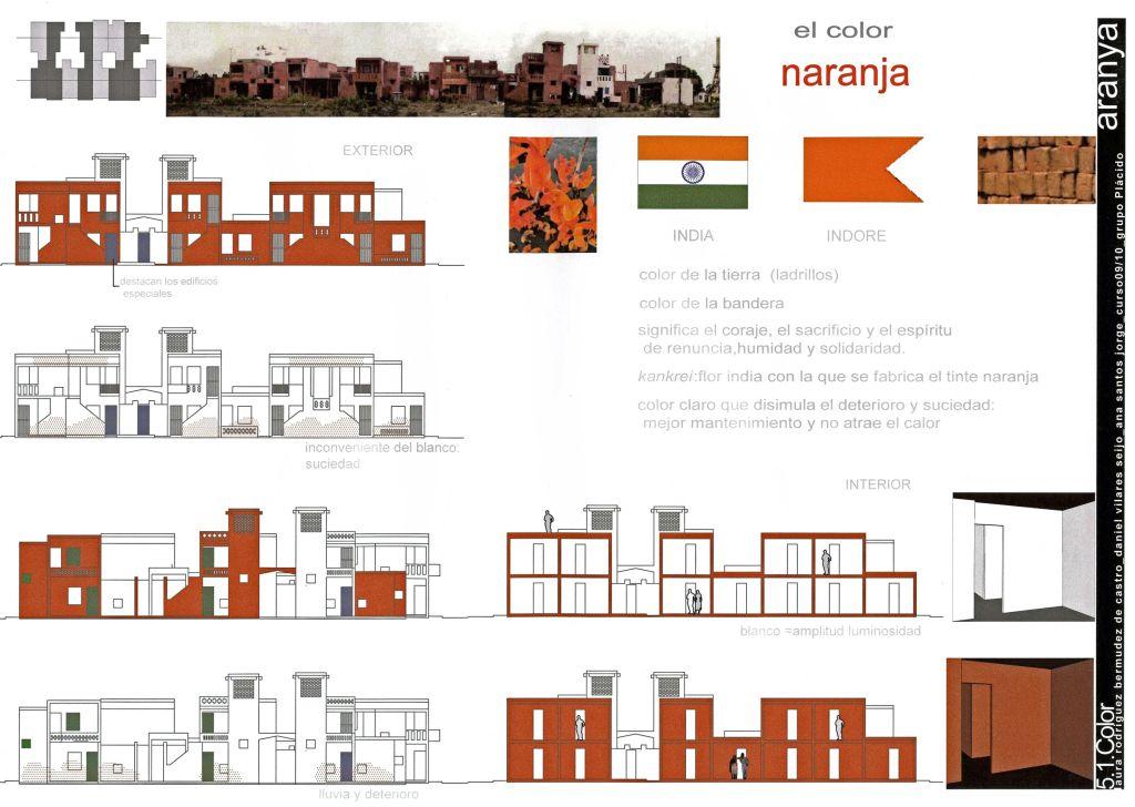 Aranya Community Housing Low Cost Housing Community Housing Small House Architecture