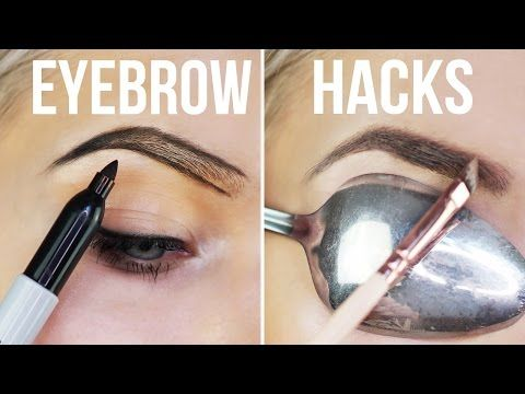 Period LIFE HACKS All Girls NEED To Know! + MACBOOK GIVEAWAY  YouTube is part of Eyebrow hacks -