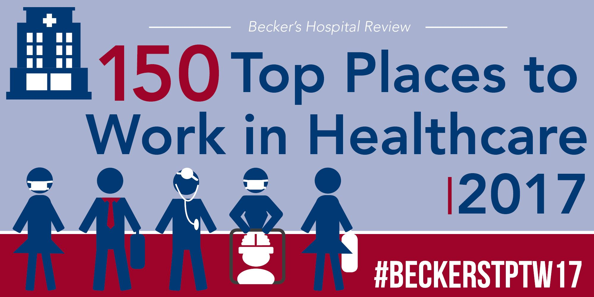 150 Top Places to Work in Healthcare 2017 Health care