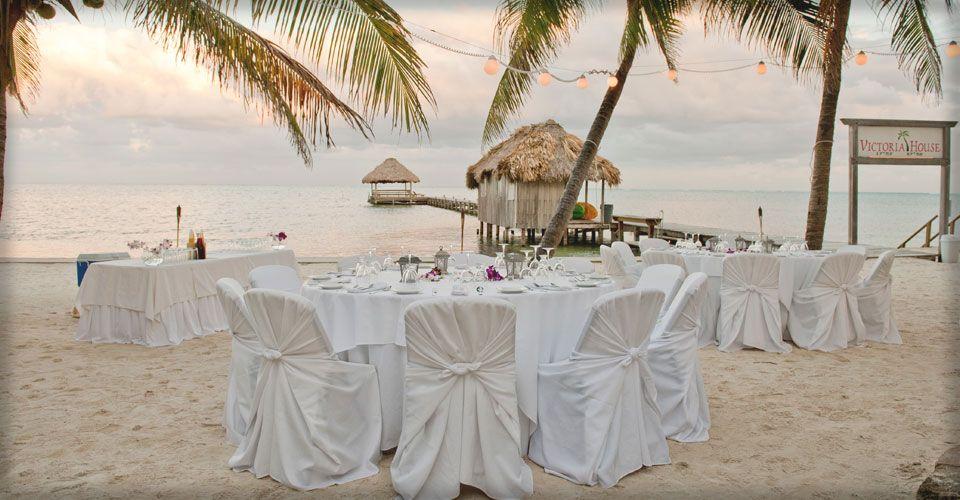 Beach Wedding - Absolute Belize