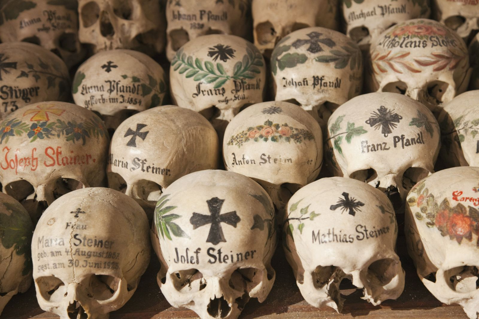 This Quaint Town Gives Us Serious Wanderlust   Hallstatt austria, Hallstatt,  Skull decor