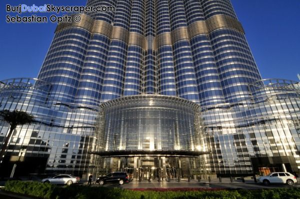 Burj Khalifa Inside Tour Images