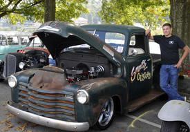 i have long been fascinated by rat rods yesterday i got to write about them classic chevy trucks rat rod chevrolet pickup pinterest