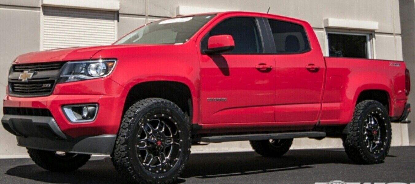 2016 Chevrolet Colorado Chevrolet Colorado Chevy Colorado