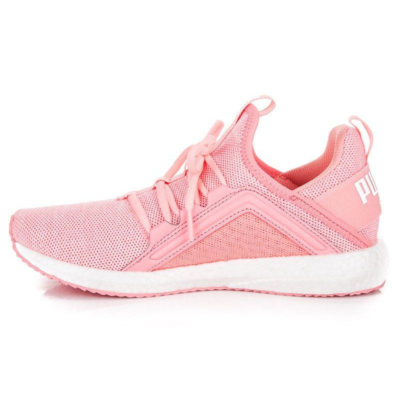 Puma Mega Nrgy Knit Wn S Rozowe Pink Puma Shoes Sport Shoes Women Puma