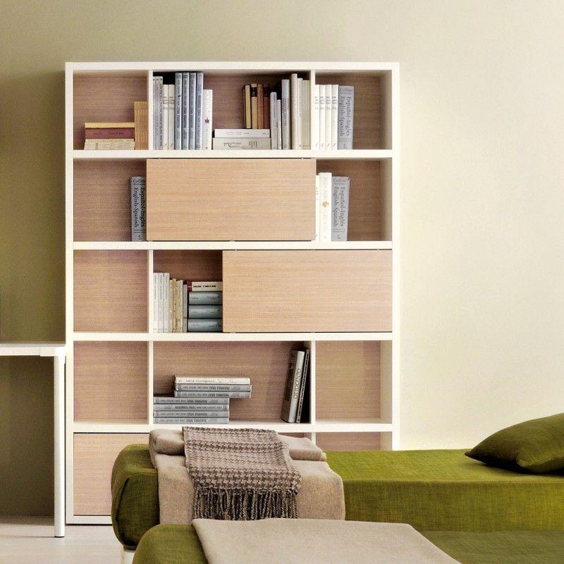 Home Decor Ante Scorrevoli.Libreria Con Ante Scorrevoli Modello Charm Clever It Librerie