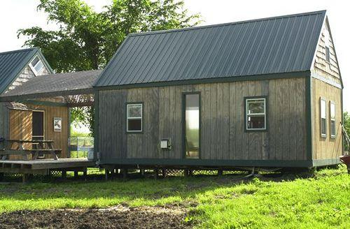 Dogtrot 14x24 Little House 14x18 Little House Barn Style