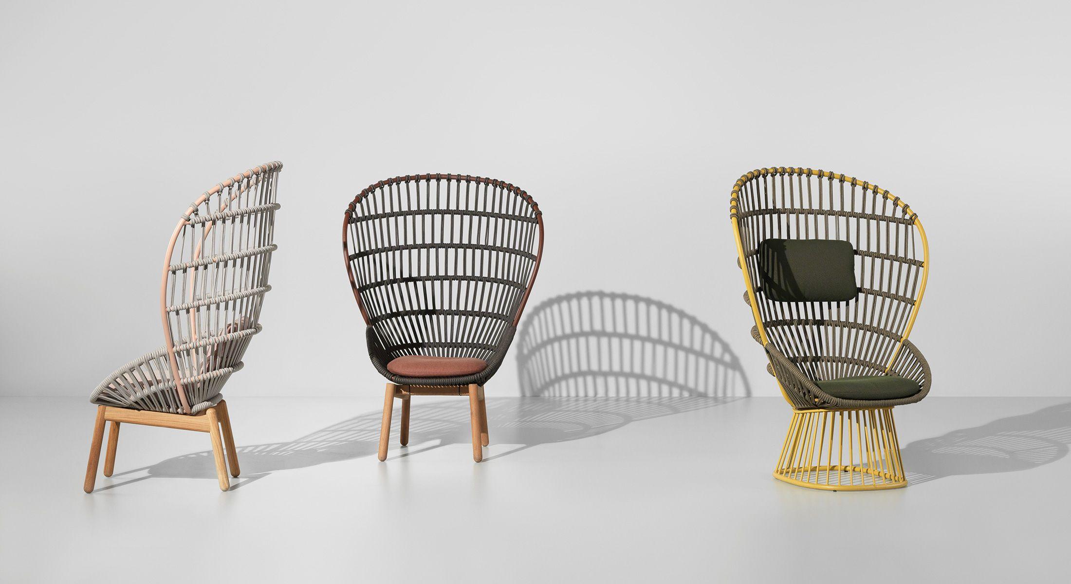 Kettal Muebles De Diseno De Exterior Chair Sofa Stool - Kettal-muebles