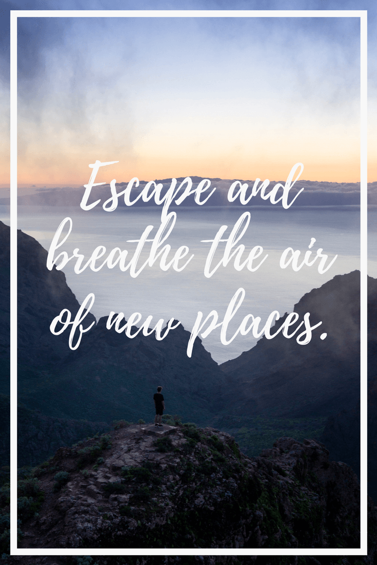 3 Truly Adventurous Travel Quotes  Travel quotes tumblr, Travel