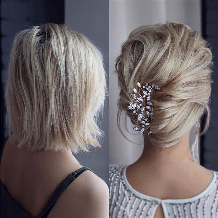 50 idées de coiffures courtes élégantes pour femmes à essayer 2019 - gunesblog.com/tricot - Pink Unicorn