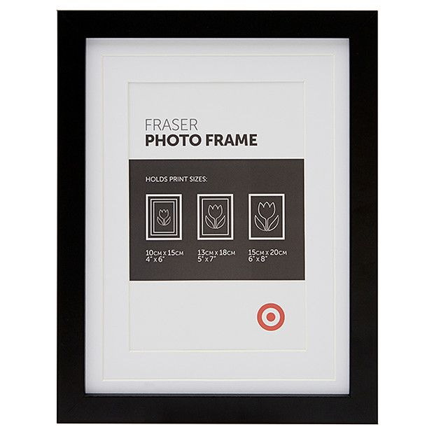 Fraser 15 X 20cm Frame Black Research Ebay Offices Frame