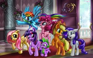 My Little Pony gives insight on being #authentic in your business?