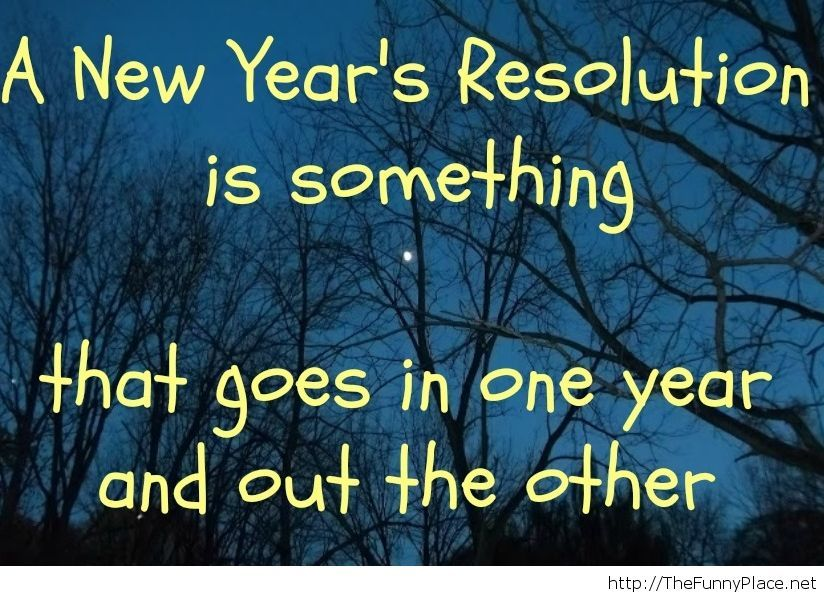 Funny New Year Resolution New Year Resolution Quotes New Years Resolution Funny Happy New Year Quotes