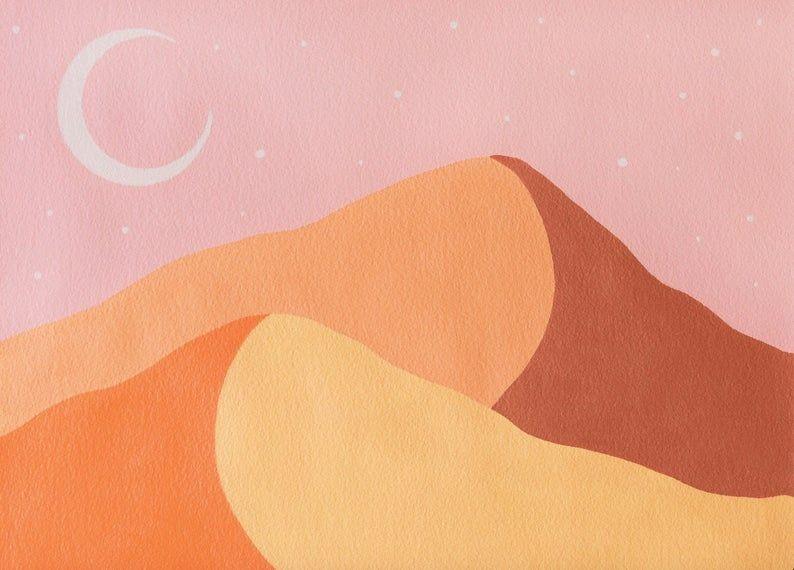 The Dunes Wallpaper - Desert Wallpaper, Great Sand