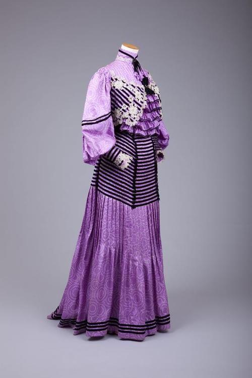 Dress    1900-1905    The Goldstein Museum of Design