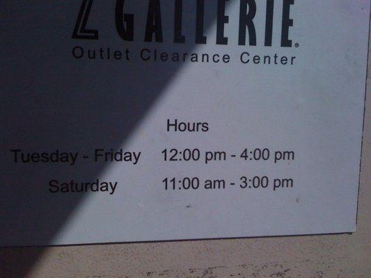 Z Gallerie Outlet, Gardena