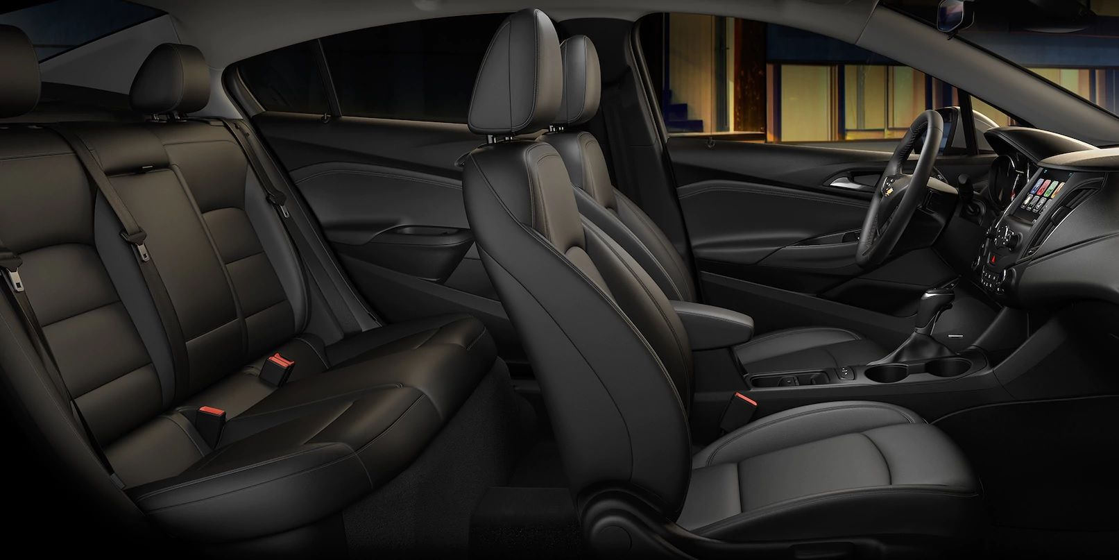 2019 Chevrolet Cruze Interior More Features At Westside