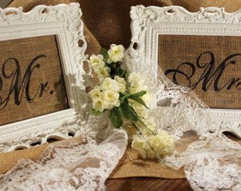 mr and mrs signs for wedding - Google Search | Signs. | Pinterest ...