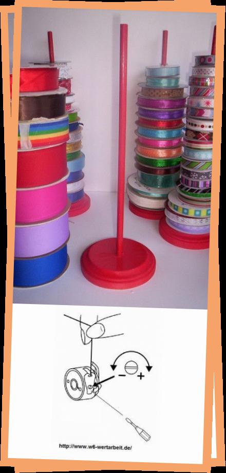Photo of Ribbon Spool Veranstalter Von Groartigkeit  – HOME SWEET HOME