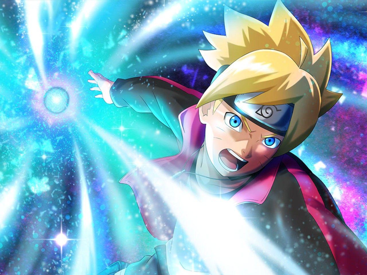 Uzumaki Boruto Boruto Naruto Next Generations Ilustrator Gambar Naga Gambar Karakter