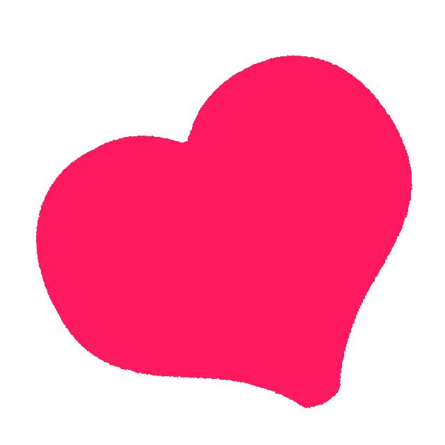 Heart Transparent Background, Heart Png Transparent, Pink