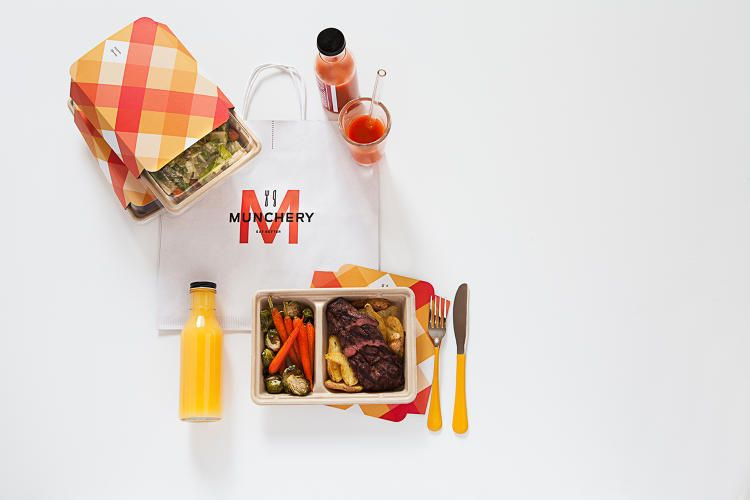 Munchery Wants To Take A Bite Out Of The Food Delivery Business