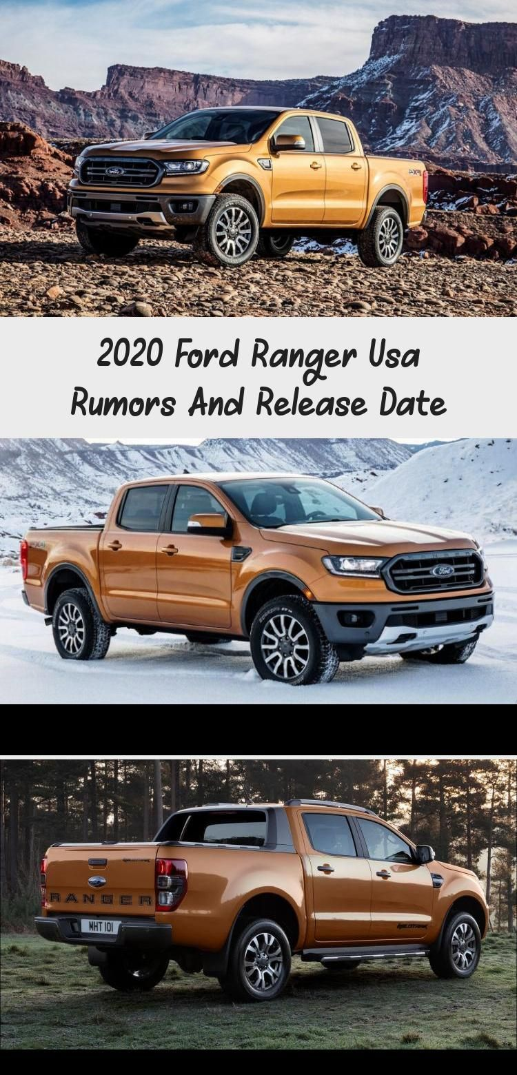2020 Ford Ranger Usa Rumors And Release Date Cars In 2020 2020 Ford Ranger Ford Ranger Ford Ranger Wildtrak