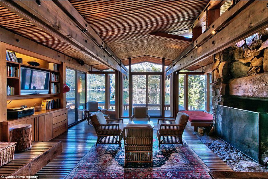 Le Lodge de Whitney Houston est à vendre