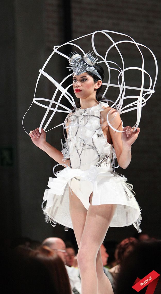 First Year Design Avant Garde Graduate Collection Show 2013 Runway Catwalk Photo By Suzanne Swart Fashion Collection Cat Walk