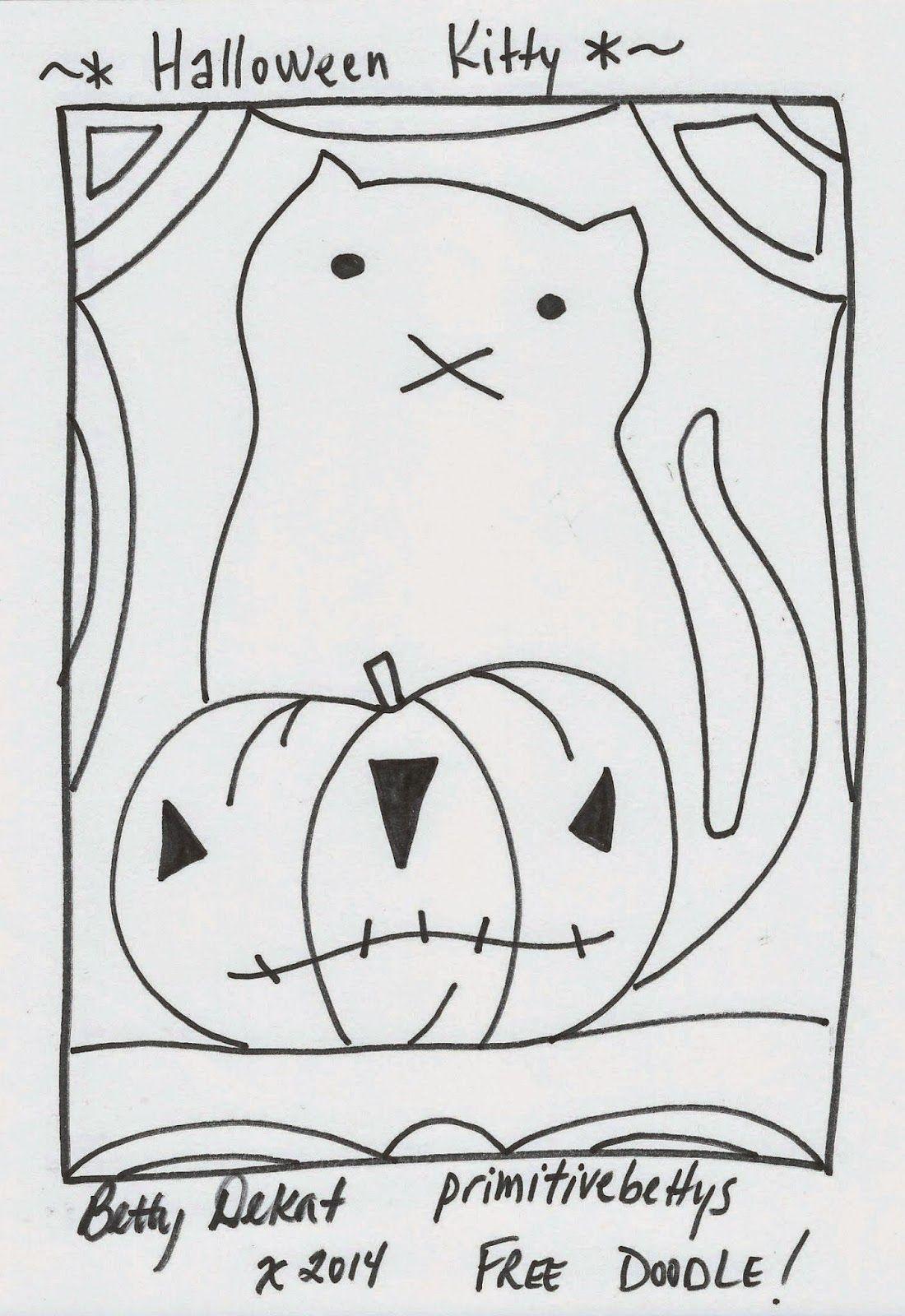 Freebie Doodle!*~ (primitivebettys) | Rugs | Pinterest