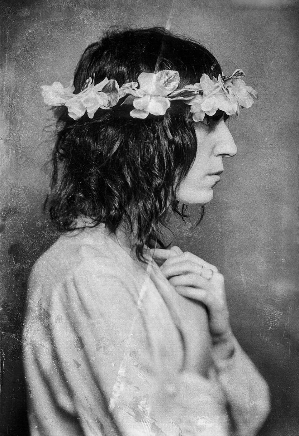 See 10 Striking Photos of a Young Patti Smith Taken by Her ...