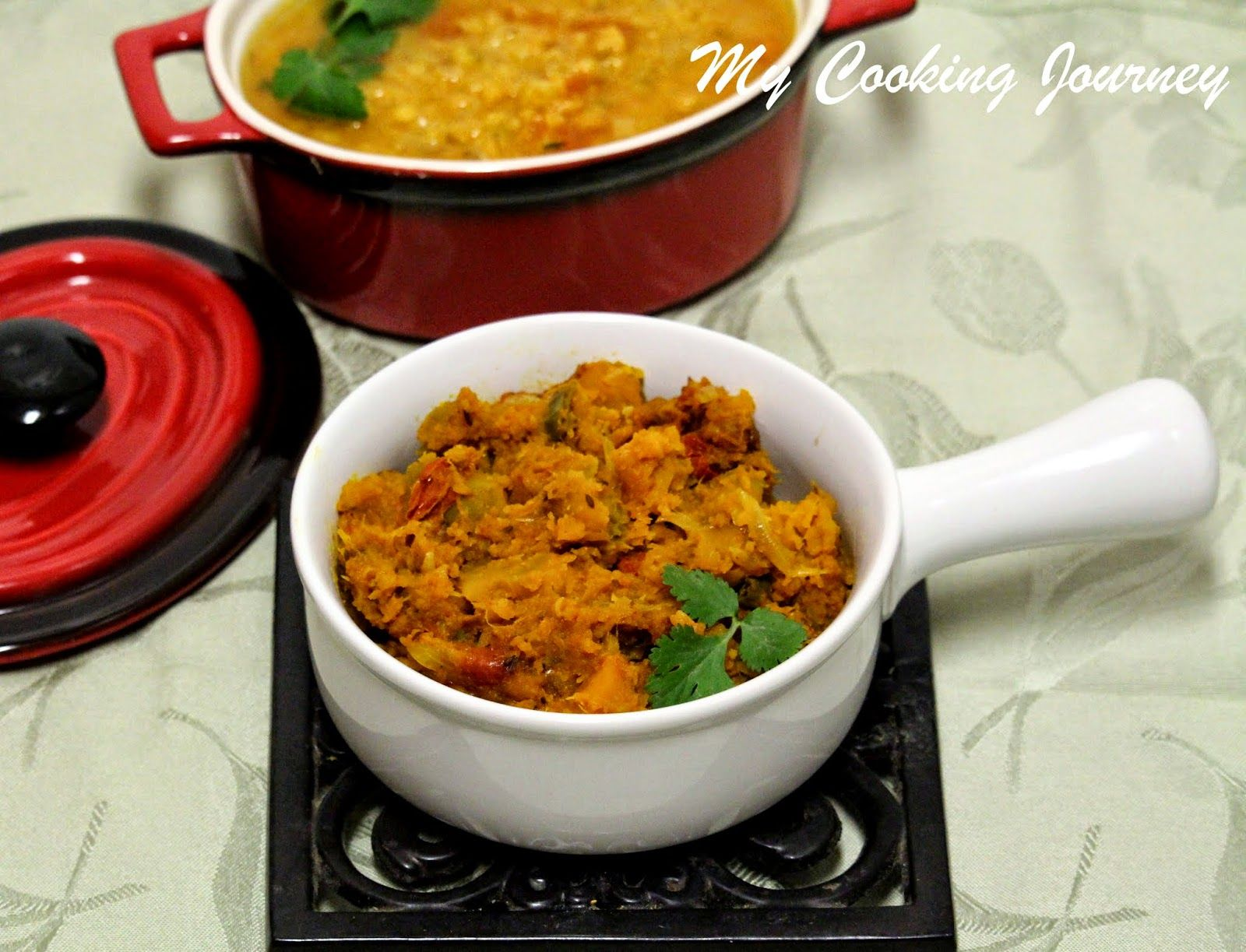 Pumpkin subzi kaddu ki subzi indian food pinterest recipes food forumfinder Choice Image