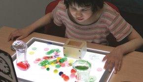 Como convertir la habitación de nuestros hijos en un espacio multisensorial de manera fácil con ideas simples. Como hacerlo paso a paso.