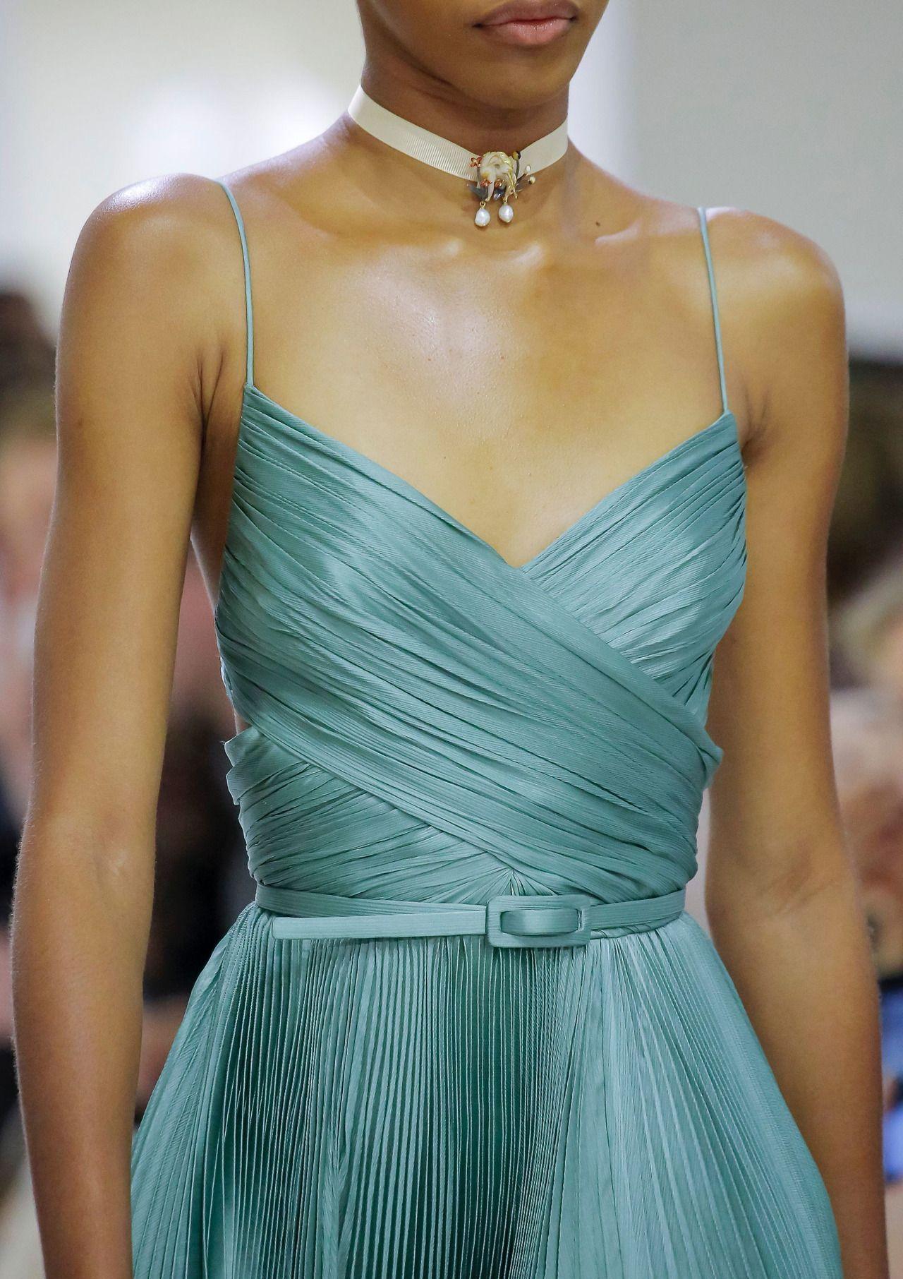 Christian Dior: Runway - Paris Fashion Week - Haute