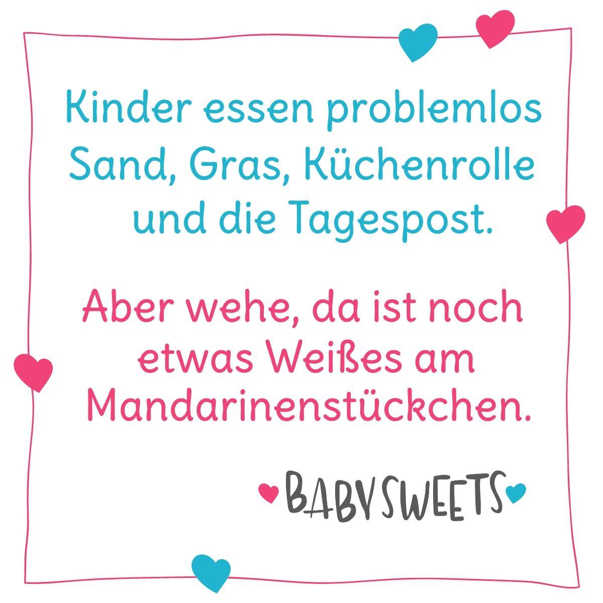 Baby Sweets Sprüche