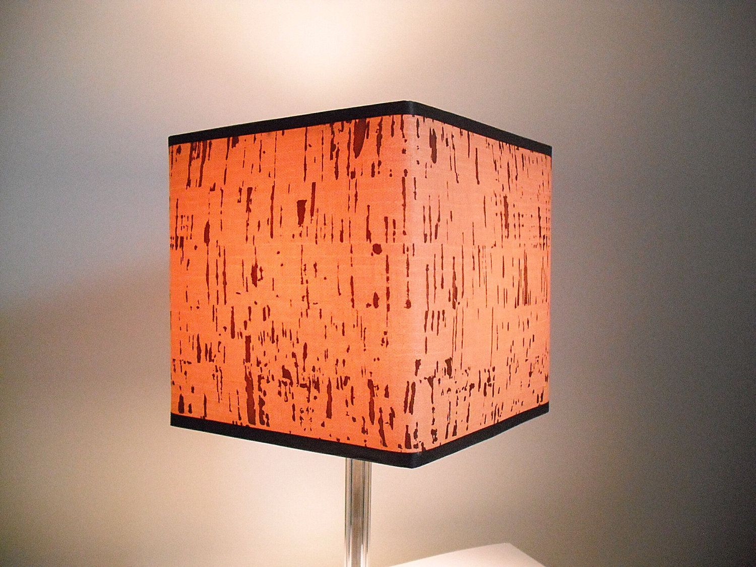 Modern Natural Square Lamp Shade