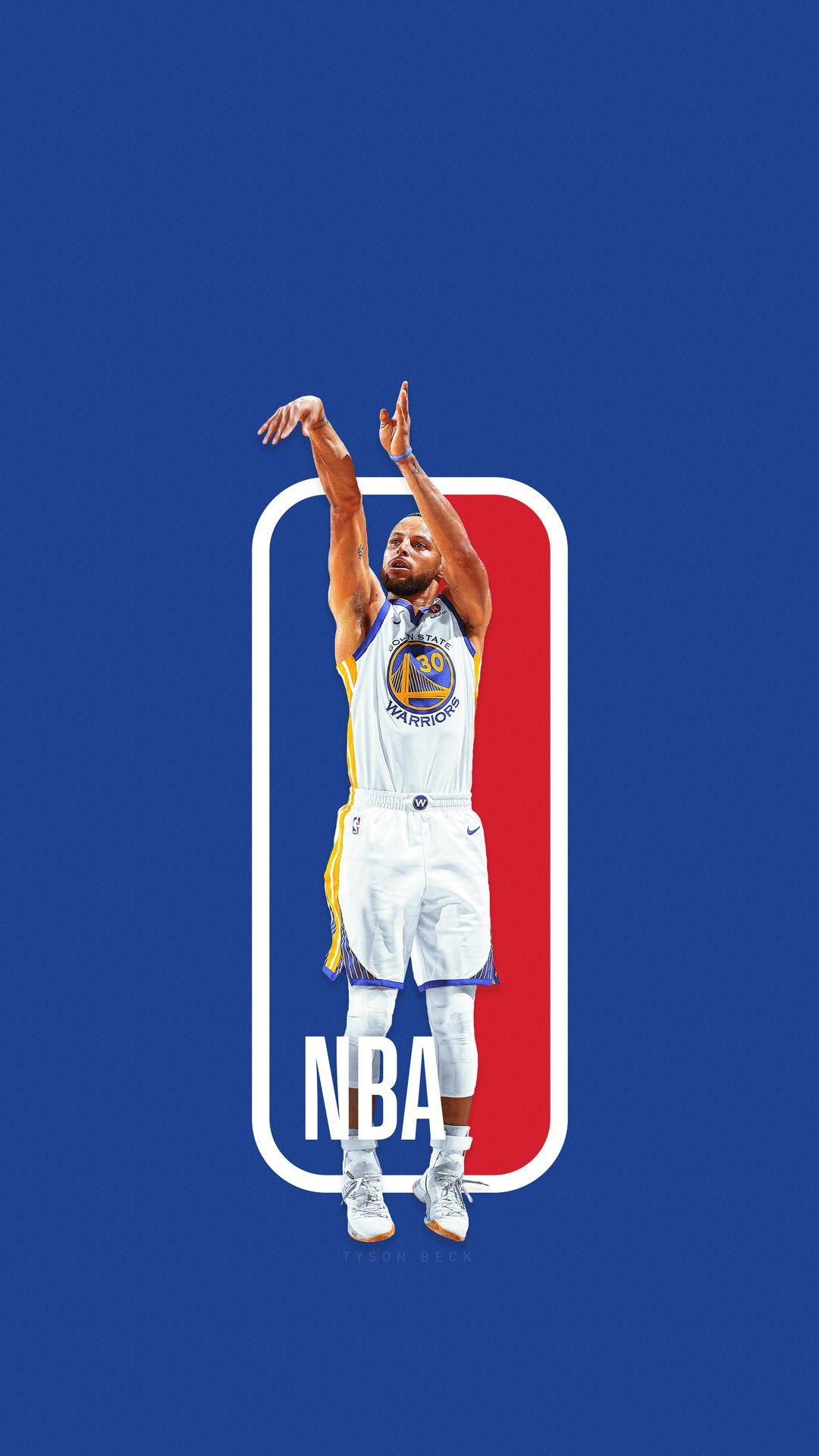 The Next NBA logo? NBA Logoman Series on Behance em 2020