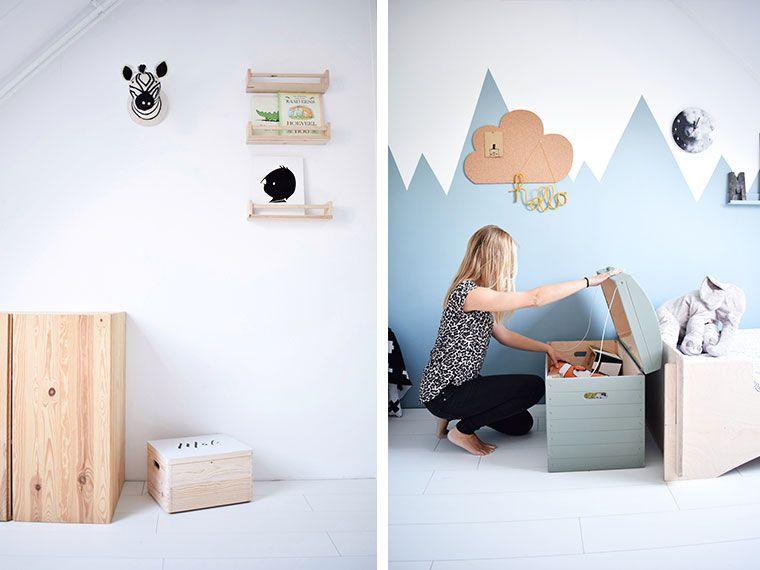 Hippe Kinderkamer Accessoires : Een hippe touch voor iedere babykamer benikhip