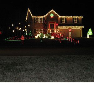 christmas light decoration ideas outdoor christmas lights display ideas - Christmas House Decoration Ideas Outdoor