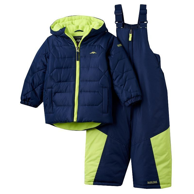 b95d4fa8d Baby Boy Pacific Trail Fleece-Lined Heavyweight Quilted Puffer ...