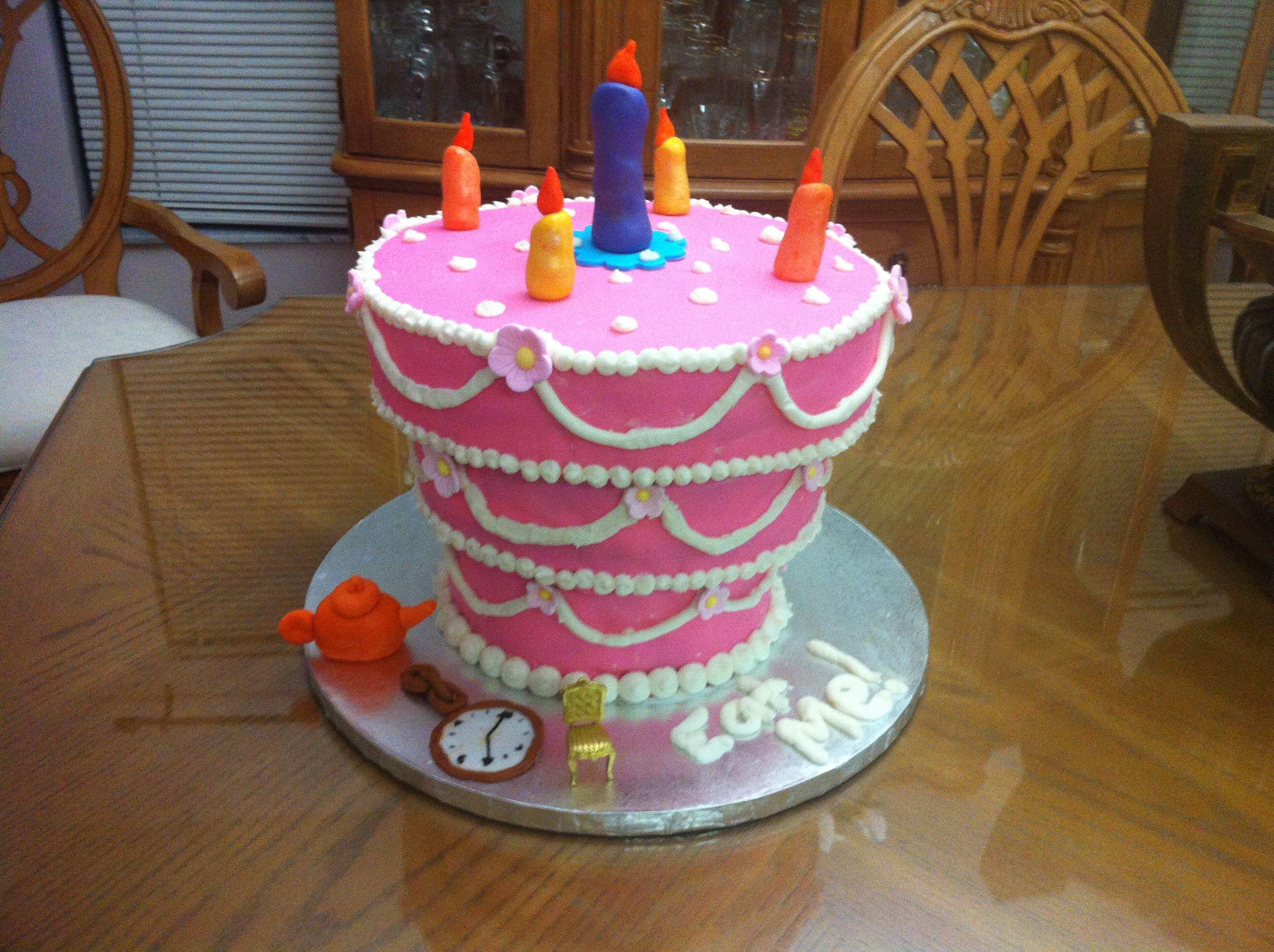 Pin By Mailin Oliva On Mai S Cake Design Alice In Wonderland