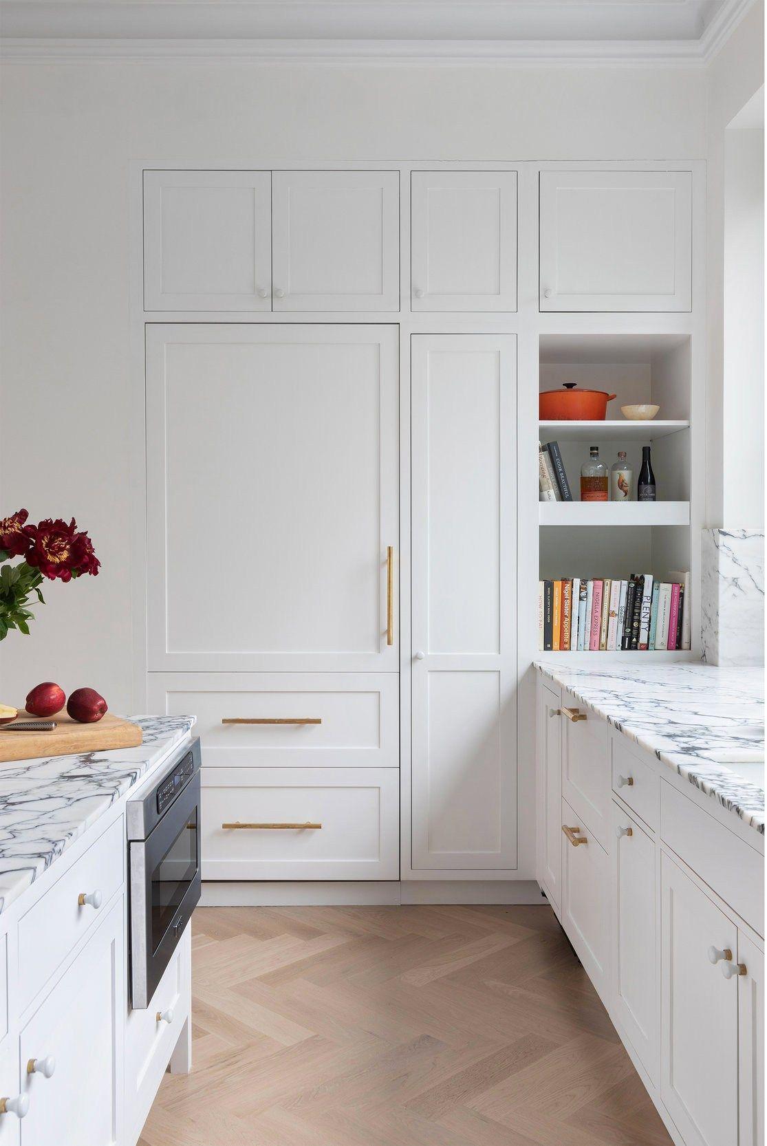 Manhattan Kitchen Perfect For Entertaining Cococozy Manhattan Kitchen White Marble Kitchen All White Kitchen