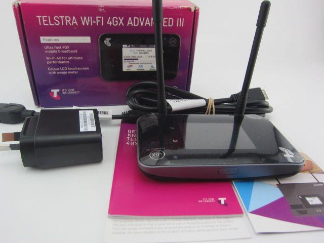 Original Unlocked touch screen Netgear Aircard AC810S 810S Cat11