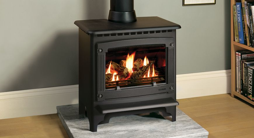 Marlborough2 Gas Stoves Gazco Traditional Stoves In 2020 Gas Wood Burner Gas Stove Free Standing Gas Stoves