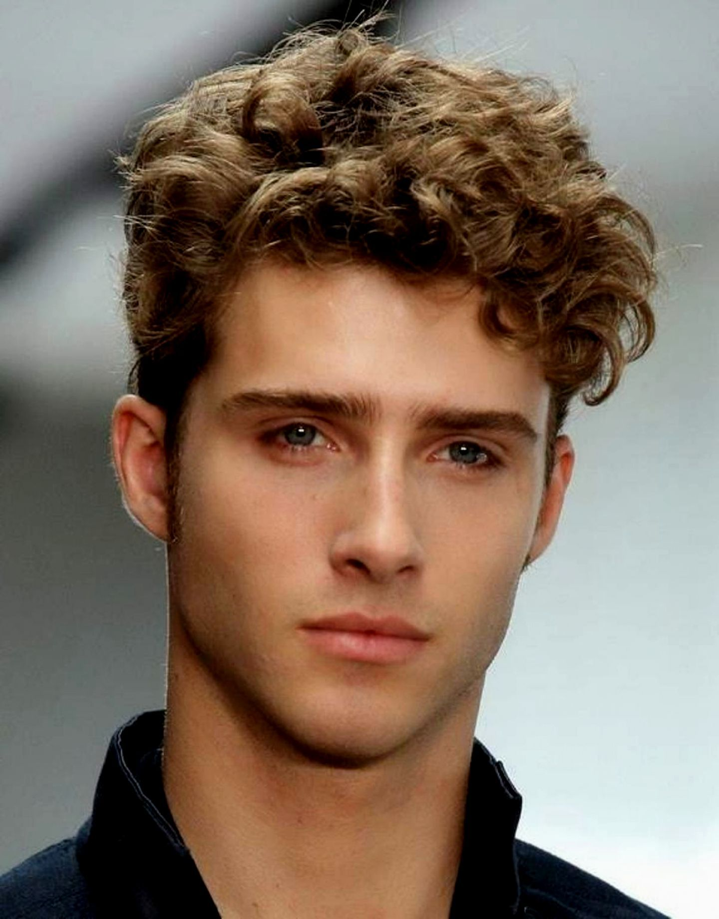 Short Curly Hairstyles Guys | Hairstyles | Pinterest | Curly ...